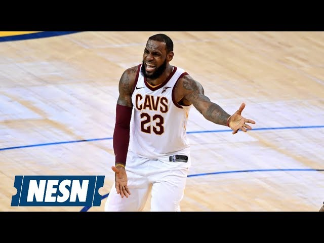 db70f64f90d Why LeBron James  Full Reaction To J.R. Smith Gaffe Is Bad Look For ...