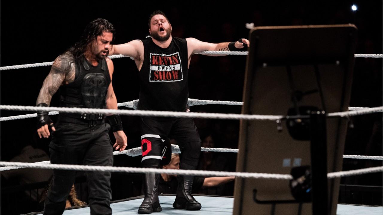 Impact Wrestling Results - 3/2/17 (Lashley vs  Barnett for