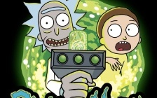 Rick and Morty Season 4 Images Explore Alien Worlds, Tease