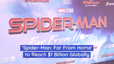 Spider-Man: Far from Home Images Make a Deal with Mysterio