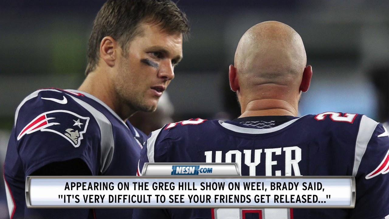 Is It Tom Brady's Job To Help Patriots' Jarrett Stidham, Or