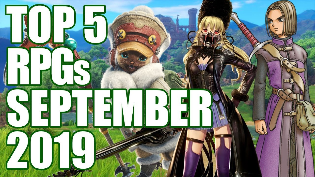 Top 5 Upcoming RPGs of August 2019 (Remnant, WoW Classic
